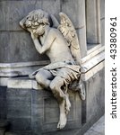 Sleeping Angel At La Recoleta...