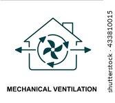 home energy icon 4 | Shutterstock .eps vector #433810015