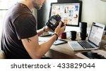 Photographer Photograph Photo Photography Concept