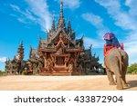 Pattaya  Thailand  Thai Temple...