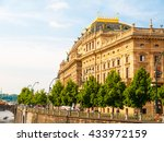 Prague National Theater On...