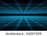 abstract business science or... | Shutterstock . vector #43397359