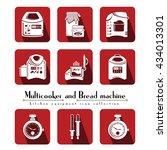 multicooker and bread machine...