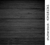 black wooden background | Shutterstock . vector #434181361