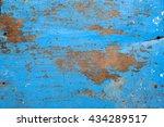 texture background   blue... | Shutterstock . vector #434289517