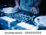 moscow 2 may 2016 professional... | Shutterstock . vector #434335555