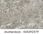 Grey Granite Wall Background...