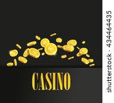 Casino Poster Background Or...