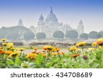 Flowers And Victoria Memorial ...