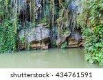 Entrance Of Cueva Del Indio...