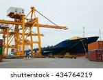 bangkok  thailand   mar 16 ... | Shutterstock . vector #434764219