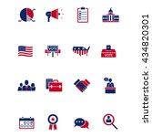a vector illustration of... | Shutterstock .eps vector #434820301