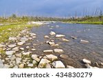 View Of Fish River On The...