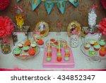 Candy Bar On Children's...