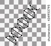 image dna drawing on...