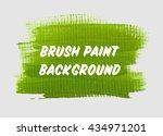 original grunge abstract... | Shutterstock .eps vector #434971201
