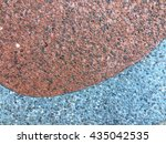 abstract small stones colorful... | Shutterstock . vector #435042535
