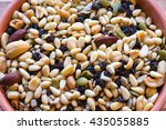 Various Seeds And Dried Fruit...