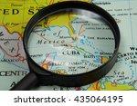 Cuba Under Magnifier