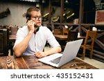 man | Shutterstock . vector #435152431