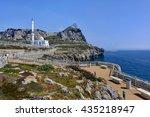 Gibraltar As Seen From Europa...