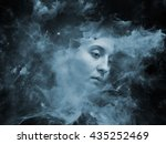 will universe remember me... | Shutterstock . vector #435252469