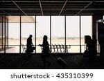 don mueng airport | Shutterstock . vector #435310399
