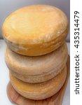 Small photo of Pecorino di Farindola, an acclaimed italian cheese, is set to mature.