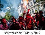 june 12  2016. kyiv  ukraine.... | Shutterstock . vector #435397819