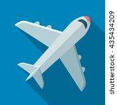 Plane Icon  Plane Icon Eps10 ...