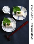 japanese traditional food  ... | Shutterstock . vector #435448915