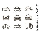 car icon. car sign