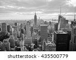 new york  united states  ...   Shutterstock . vector #435500779