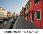 venice  italy   february 27 ...   Shutterstock . vector #435564769