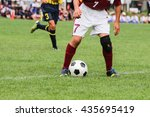 football soccer   Shutterstock . vector #435695419
