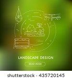 perfect illustration  concept...   Shutterstock .eps vector #435720145