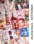 London   August 8  2014  Vogue...