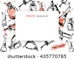 Vector Abstract Banner With...