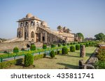 jahaz mahal  ship palace  in... | Shutterstock . vector #435811741
