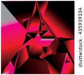 abstract triangles background...