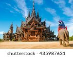 Sanctuary Of Truth  Pattaya...