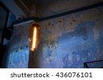 modern decoration designer... | Shutterstock . vector #436076101