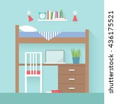vector illustration of a...   Shutterstock .eps vector #436175521