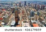 johannesburg  south africa ... | Shutterstock . vector #436179859
