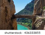 Gorge Of The Gaitanes And