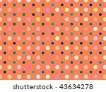 Dot Seamless Pattern 13