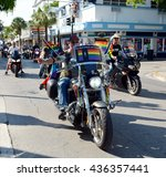 key west  fl june 12 ... | Shutterstock . vector #436357441