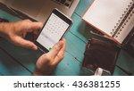 chiang mai  thailand   june 13  ... | Shutterstock . vector #436381255