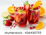 Cranberry Drink  Homemade...