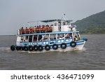 mumbai  india   october 11 ... | Shutterstock . vector #436471099